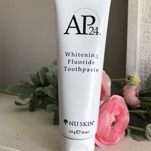 Ap 24 whiting toothpaste